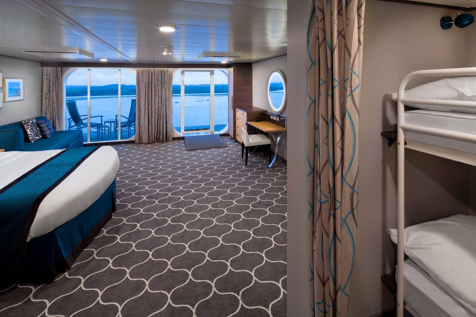 Harmony Of The Seas Cruiseships Cruiseway